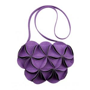 Dámská kabelka COSSI Christina fialová